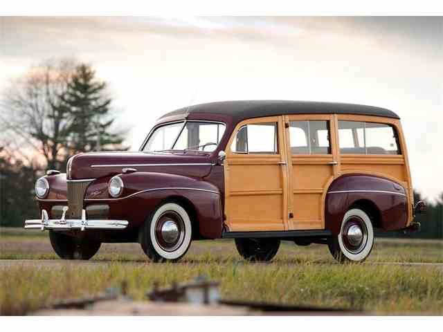 Picture of Classic '41 Woody Wagon - $90,000.00 - LBPF