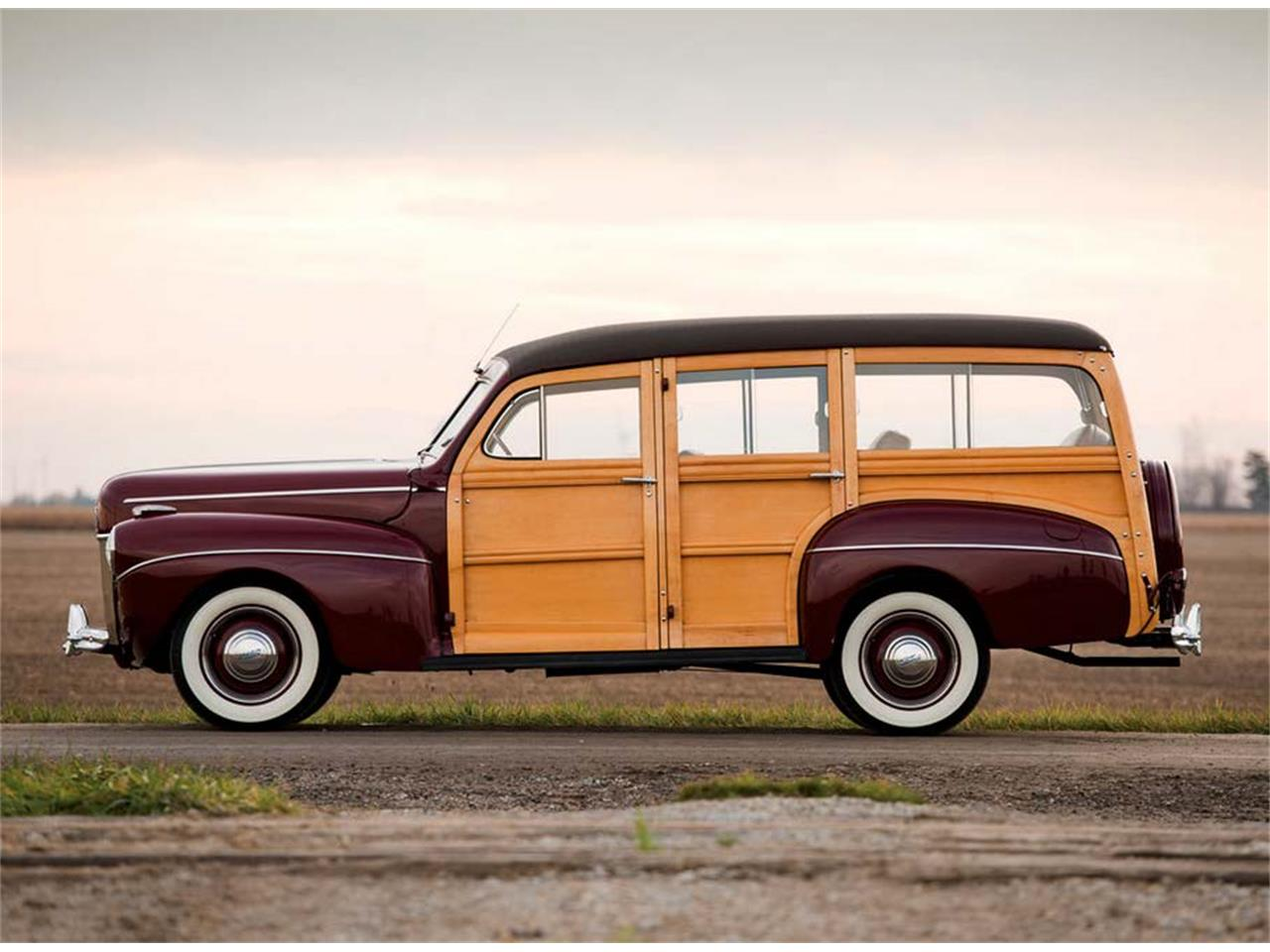 Large Picture of '41 Woody Wagon located in California - LBPF