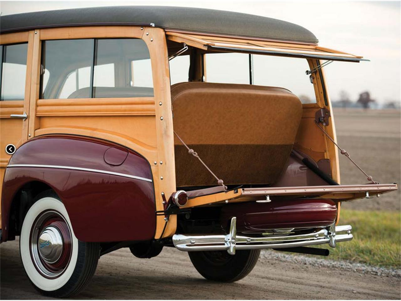 Large Picture of '41 Ford Woody Wagon - LBPF