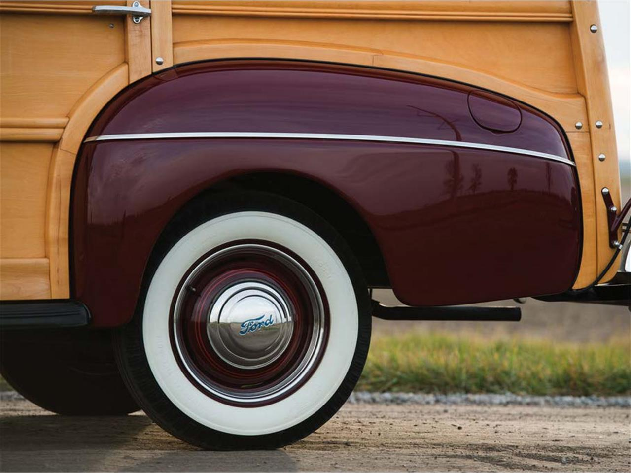 Large Picture of '41 Ford Woody Wagon located in California - $59,000.00 Offered by a Private Seller - LBPF
