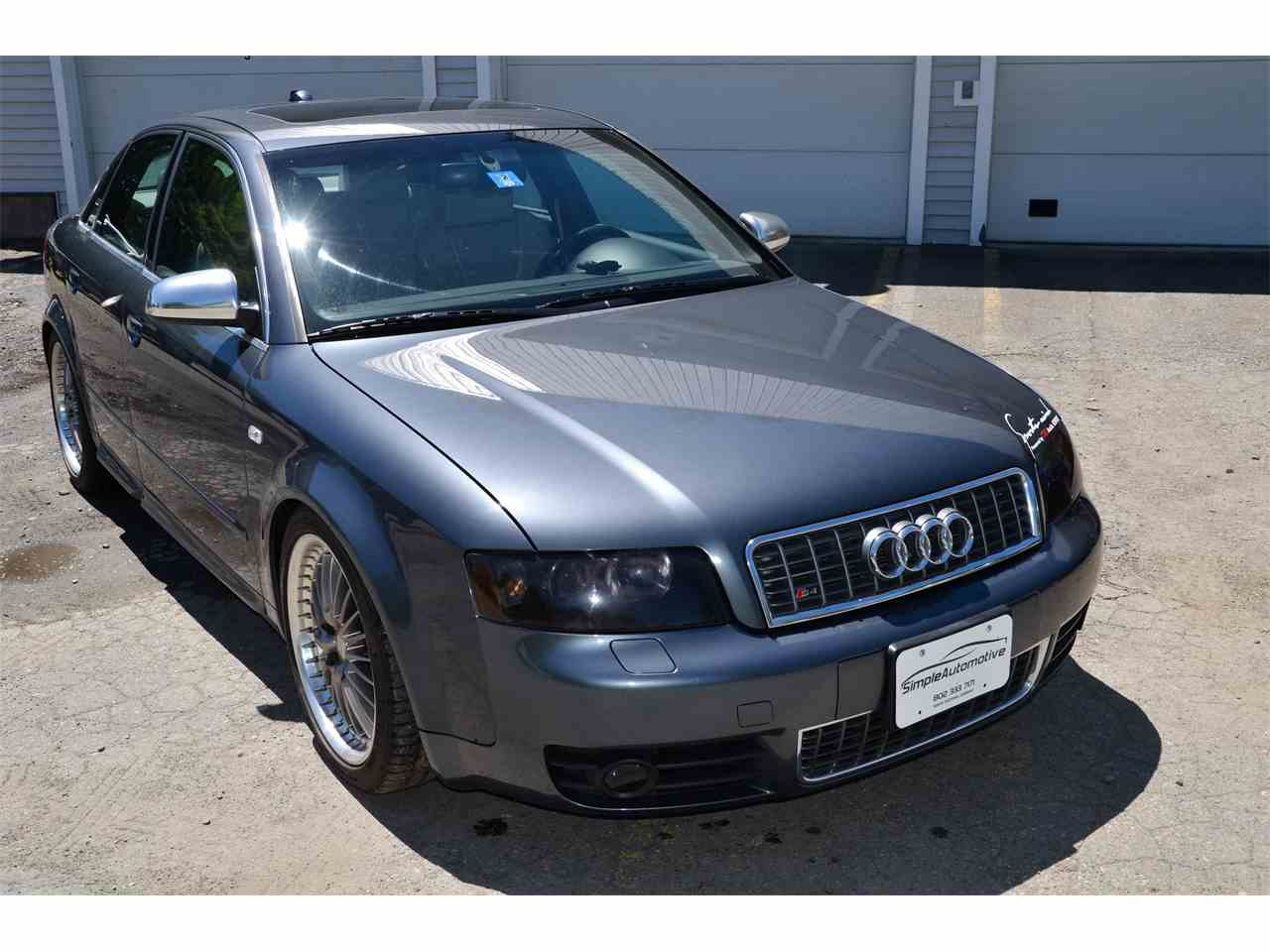 Large Picture of '04 Audi S4 - $27,500.00 - LBPO