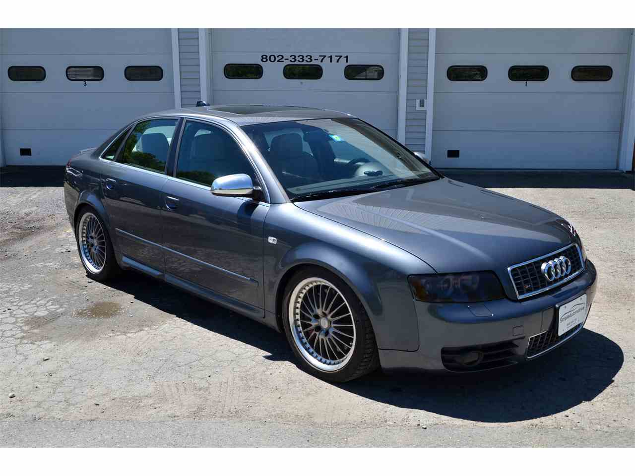 Large Picture of 2004 Audi S4 - LBPO