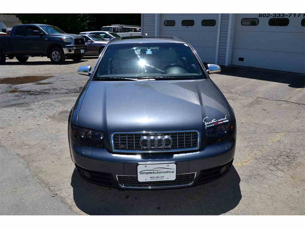 Large Picture of '04 S4 - $27,500.00 Offered by a Private Seller - LBPO