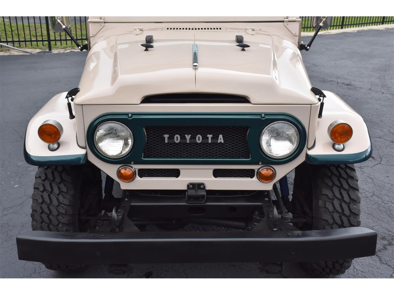 Large Picture of '67 Land Cruiser FJ - L89T