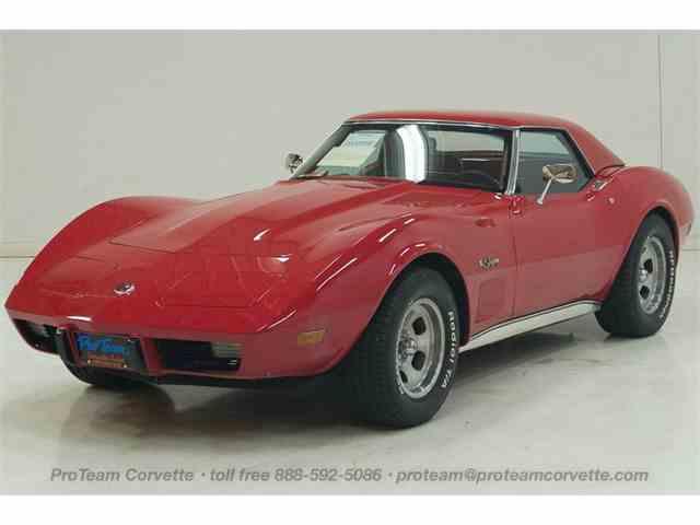 Picture of '75 Corvette - LBRK