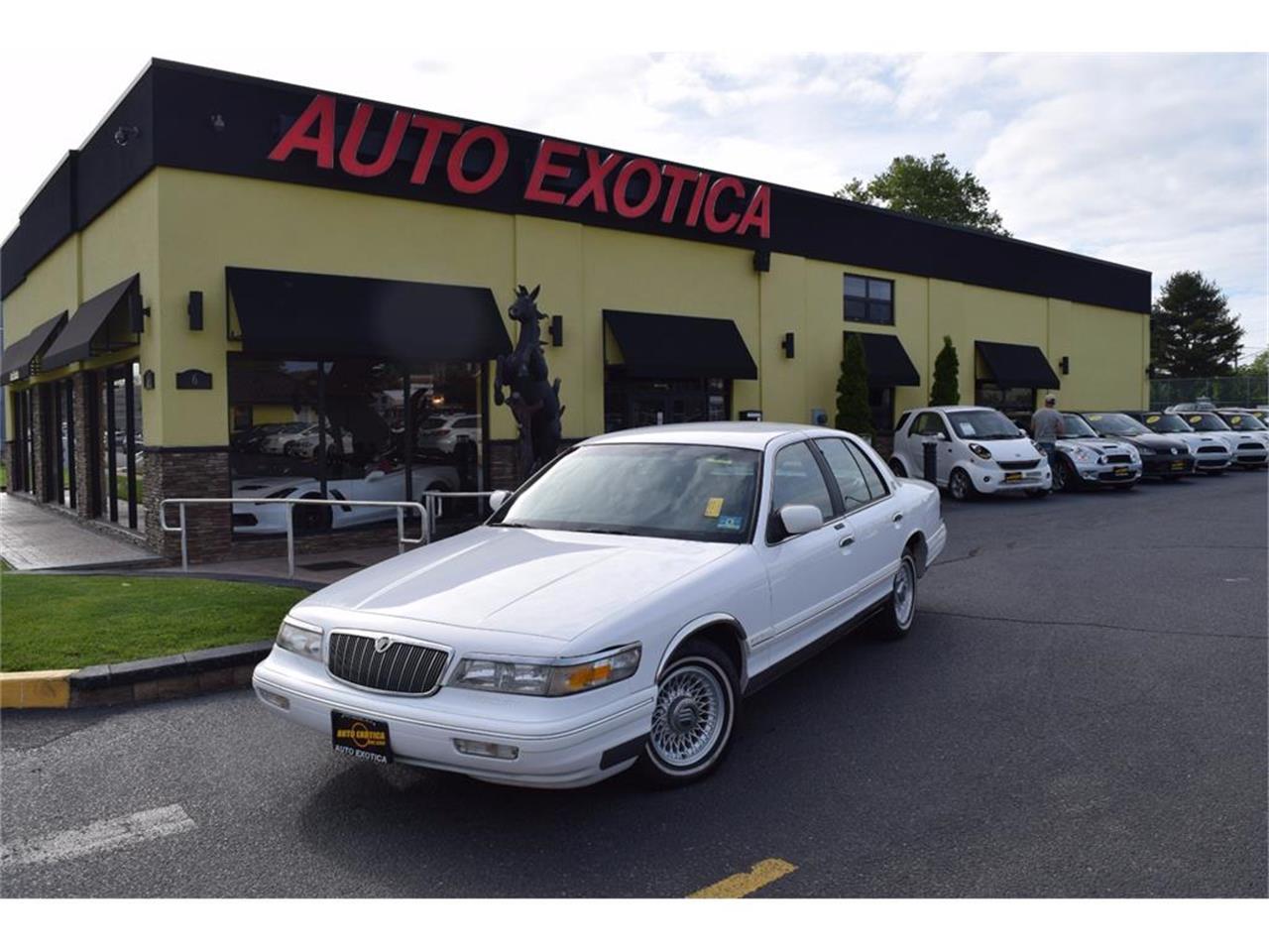 1995 Mercury Grand Marquis >> 1995 Mercury Grand Marquis For Sale Classiccars Com Cc 995035