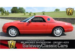 Picture of '02 Ford Thunderbird located in Wisconsin - $19,995.00 Offered by Gateway Classic Cars - Milwaukee - LBSH