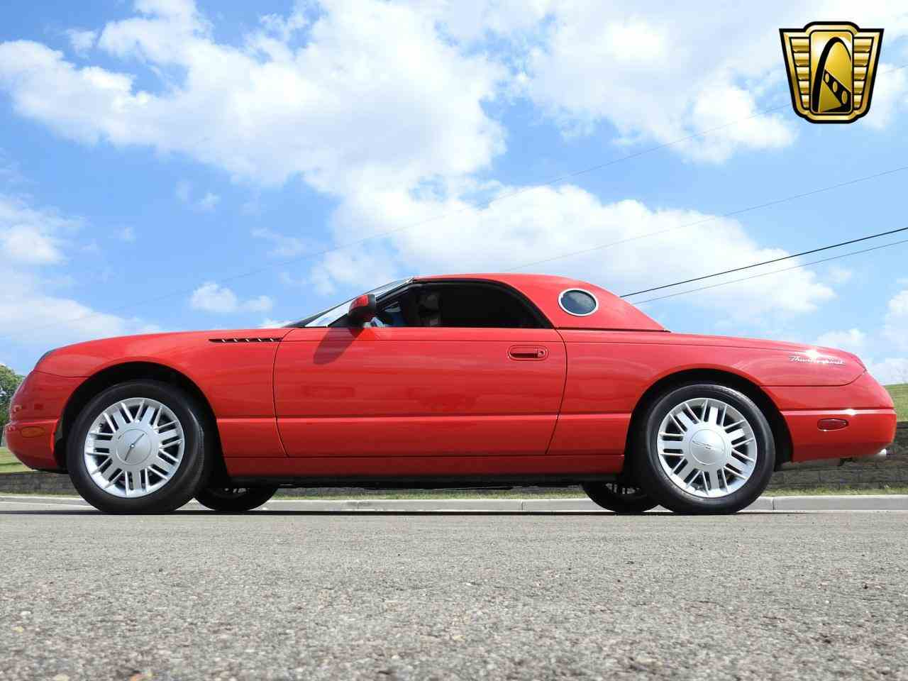 Large Picture of '02 Thunderbird - LBSH