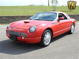 Picture of '02 Thunderbird located in Kenosha Wisconsin Offered by Gateway Classic Cars - Milwaukee - LBSH