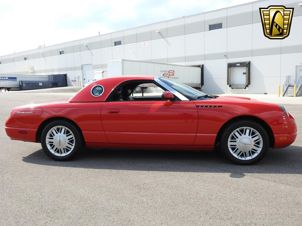 Large Picture of 2002 Ford Thunderbird - $19,995.00 - LBSH