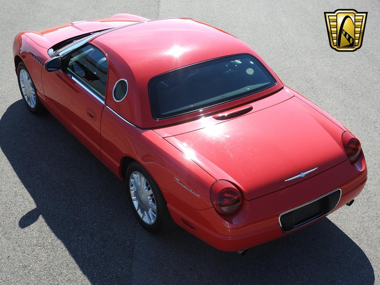 Large Picture of '02 Ford Thunderbird - LBSH