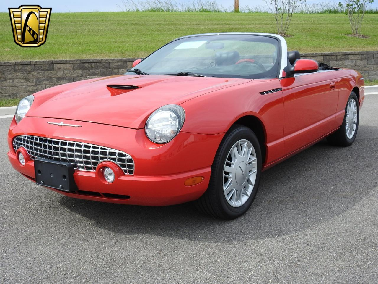 Large Picture of 2002 Thunderbird Offered by Gateway Classic Cars - Milwaukee - LBSH