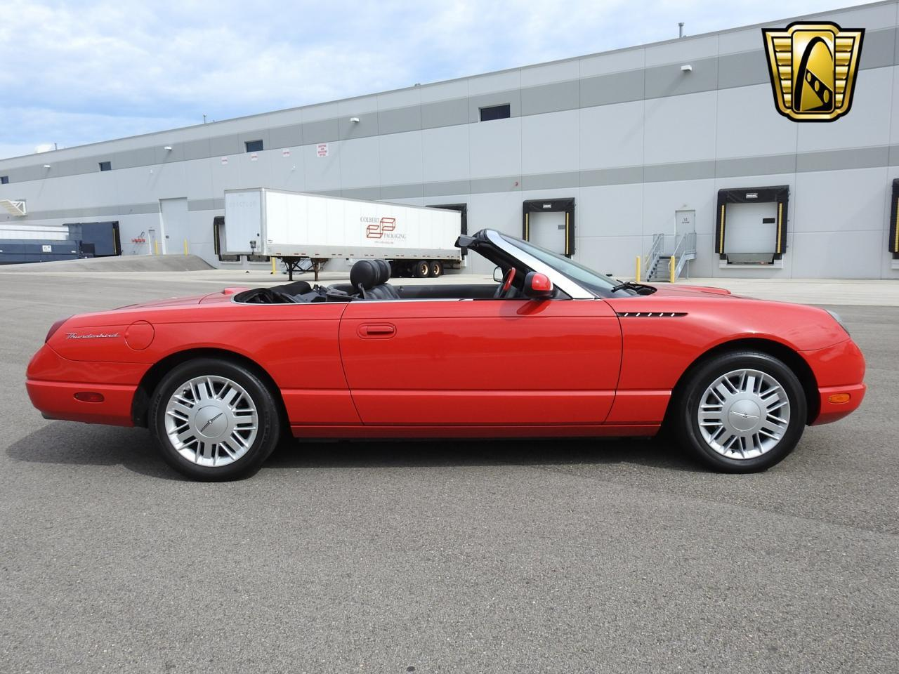 Large Picture of 2002 Thunderbird located in Wisconsin Offered by Gateway Classic Cars - Milwaukee - LBSH
