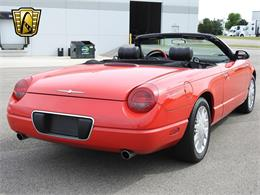 Picture of '02 Ford Thunderbird located in Kenosha Wisconsin Offered by Gateway Classic Cars - Milwaukee - LBSH