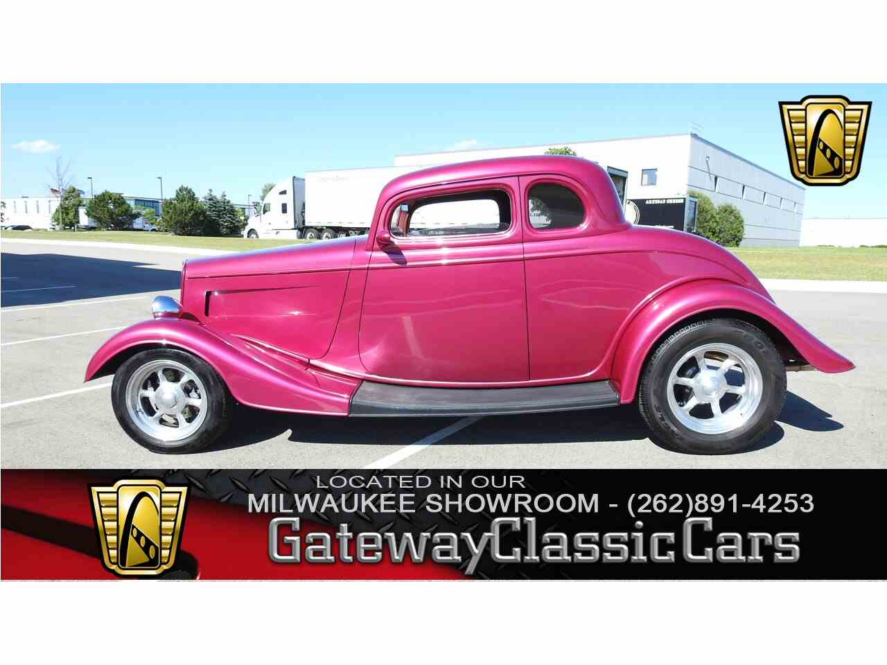 Large Picture of '34 Coupe - LBSK