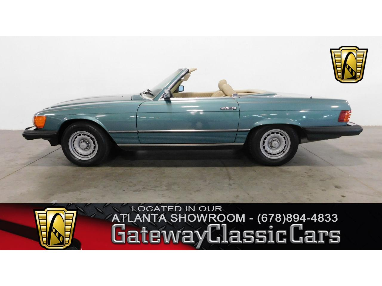 Large Picture of 1985 380SL Offered by Gateway Classic Cars - Atlanta - LBSX