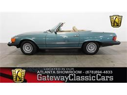 Picture of '85 380SL located in Georgia Offered by Gateway Classic Cars - Atlanta - LBSX