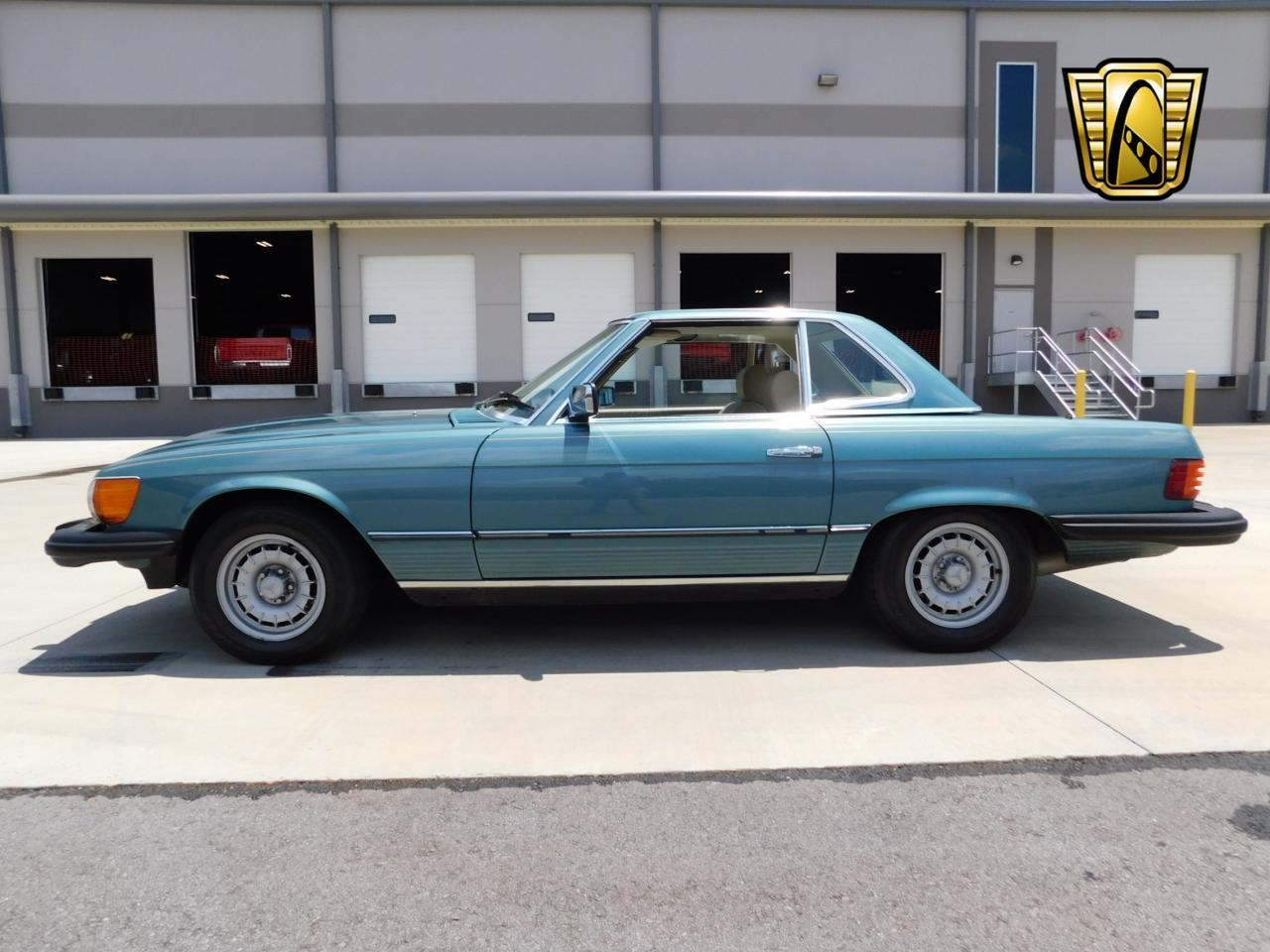 Large Picture of '85 380SL located in Alpharetta Georgia - LBSX