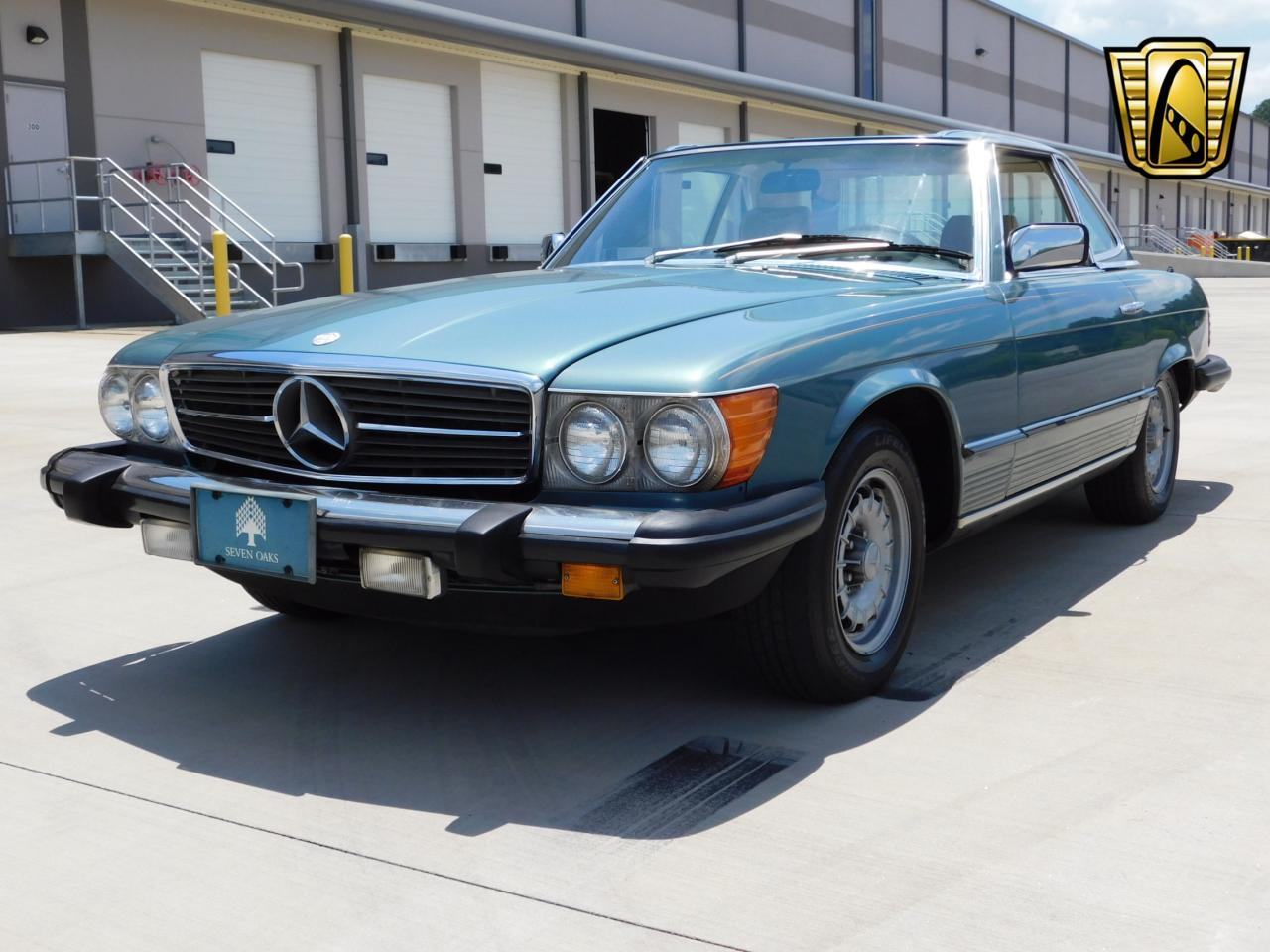 Large Picture of '85 Mercedes-Benz 380SL located in Alpharetta Georgia - $13,595.00 - LBSX