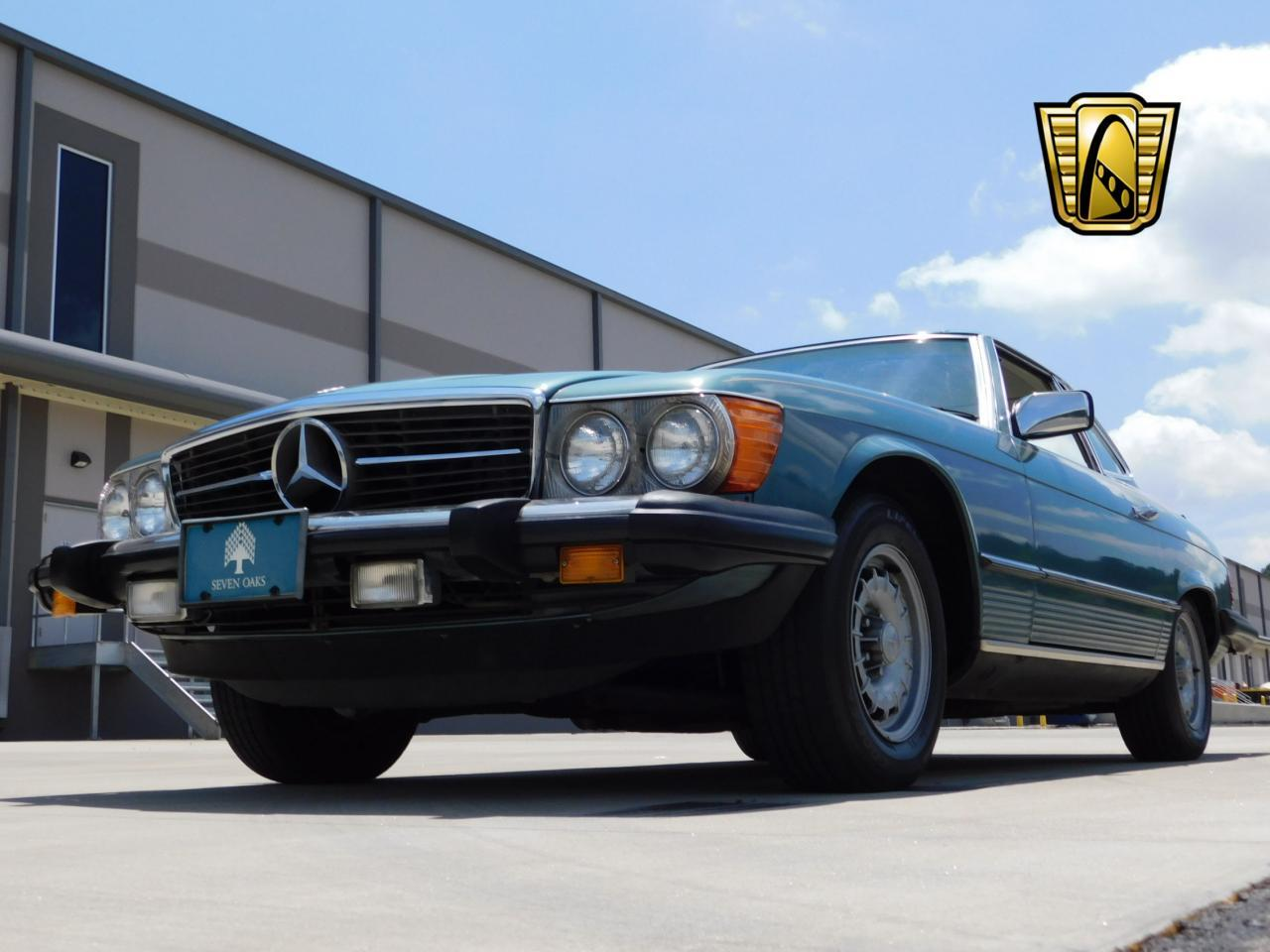 Large Picture of '85 Mercedes-Benz 380SL located in Georgia - $13,595.00 - LBSX