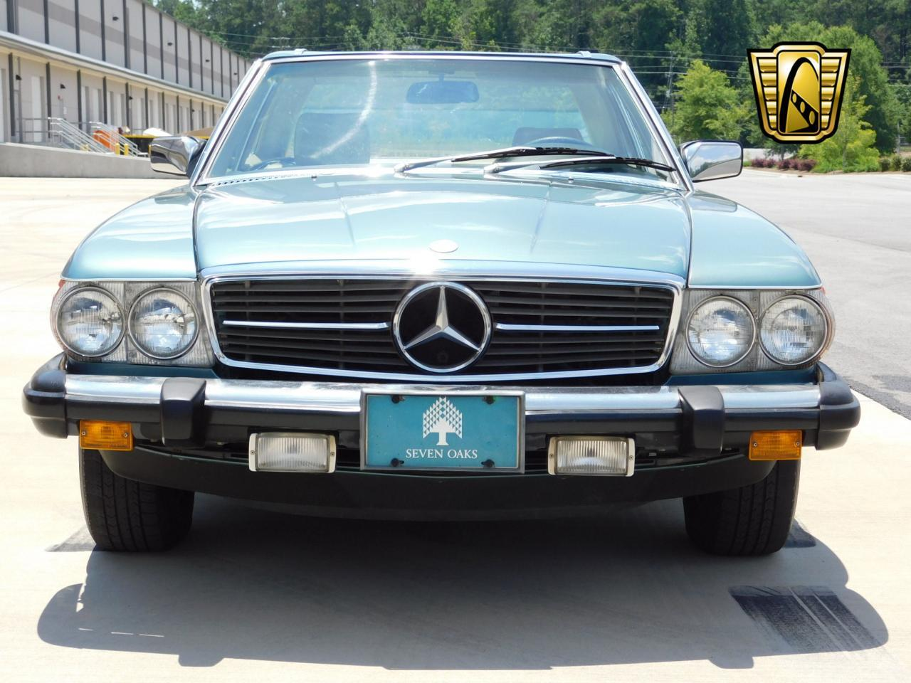Large Picture of '85 380SL located in Georgia - $13,595.00 Offered by Gateway Classic Cars - Atlanta - LBSX