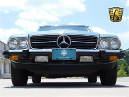 Picture of 1985 380SL located in Alpharetta Georgia Offered by Gateway Classic Cars - Atlanta - LBSX