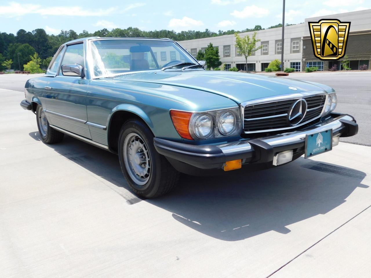 Large Picture of 1985 380SL - $13,595.00 Offered by Gateway Classic Cars - Atlanta - LBSX