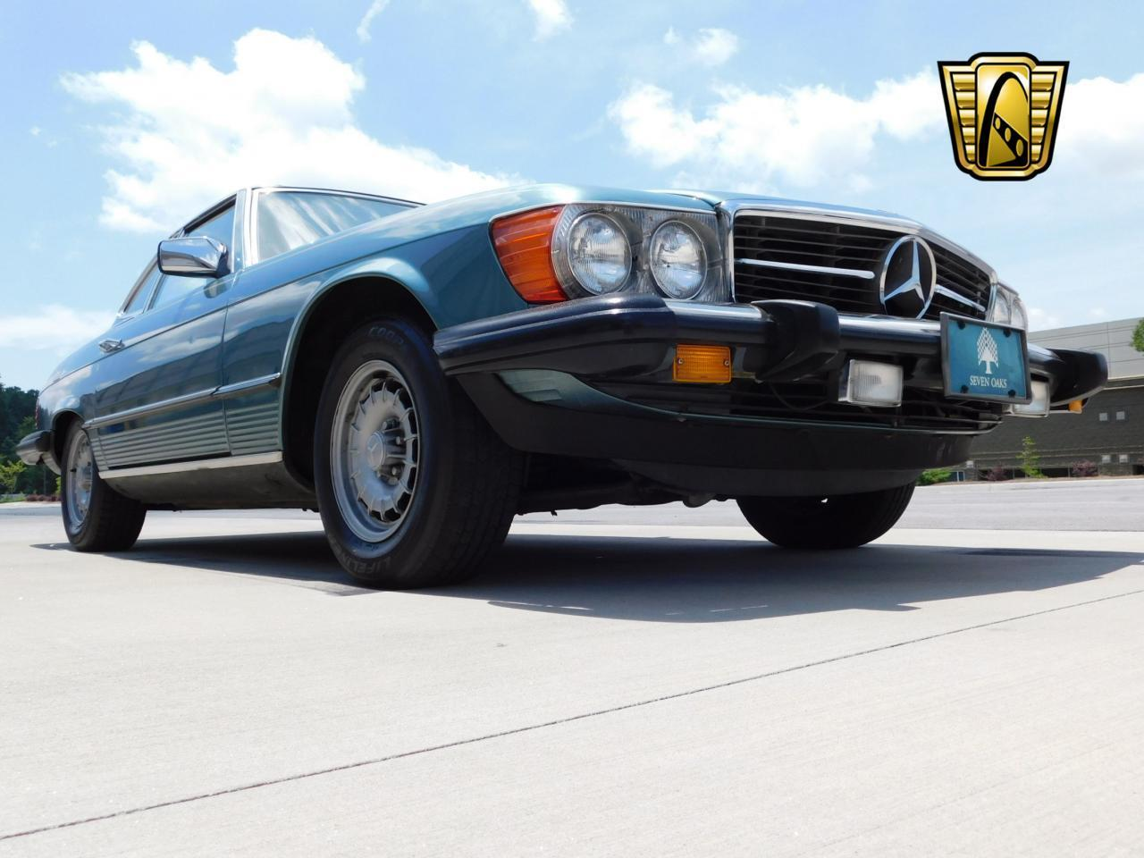 Large Picture of '85 Mercedes-Benz 380SL located in Georgia - LBSX