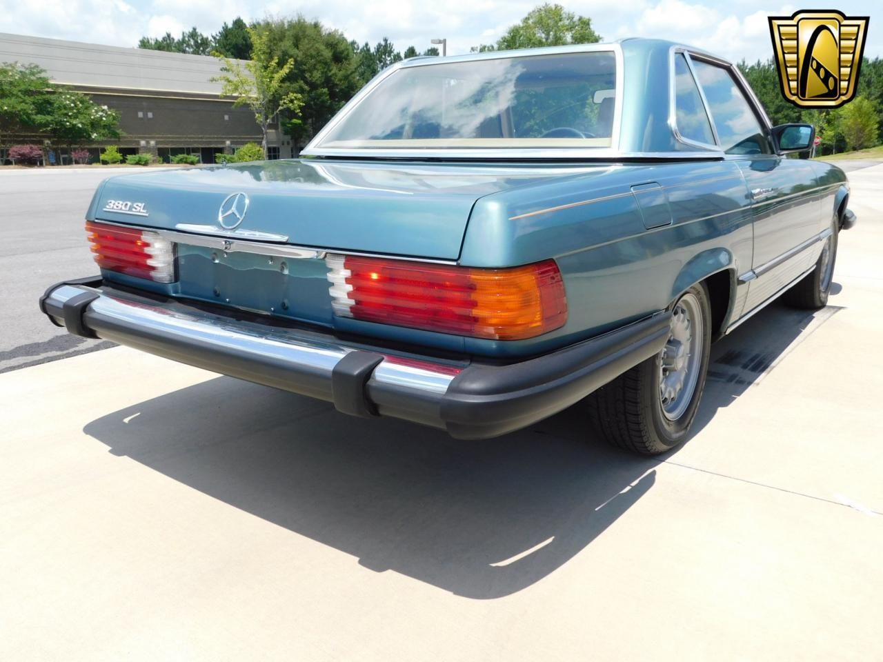 Large Picture of '85 Mercedes-Benz 380SL - $13,595.00 Offered by Gateway Classic Cars - Atlanta - LBSX