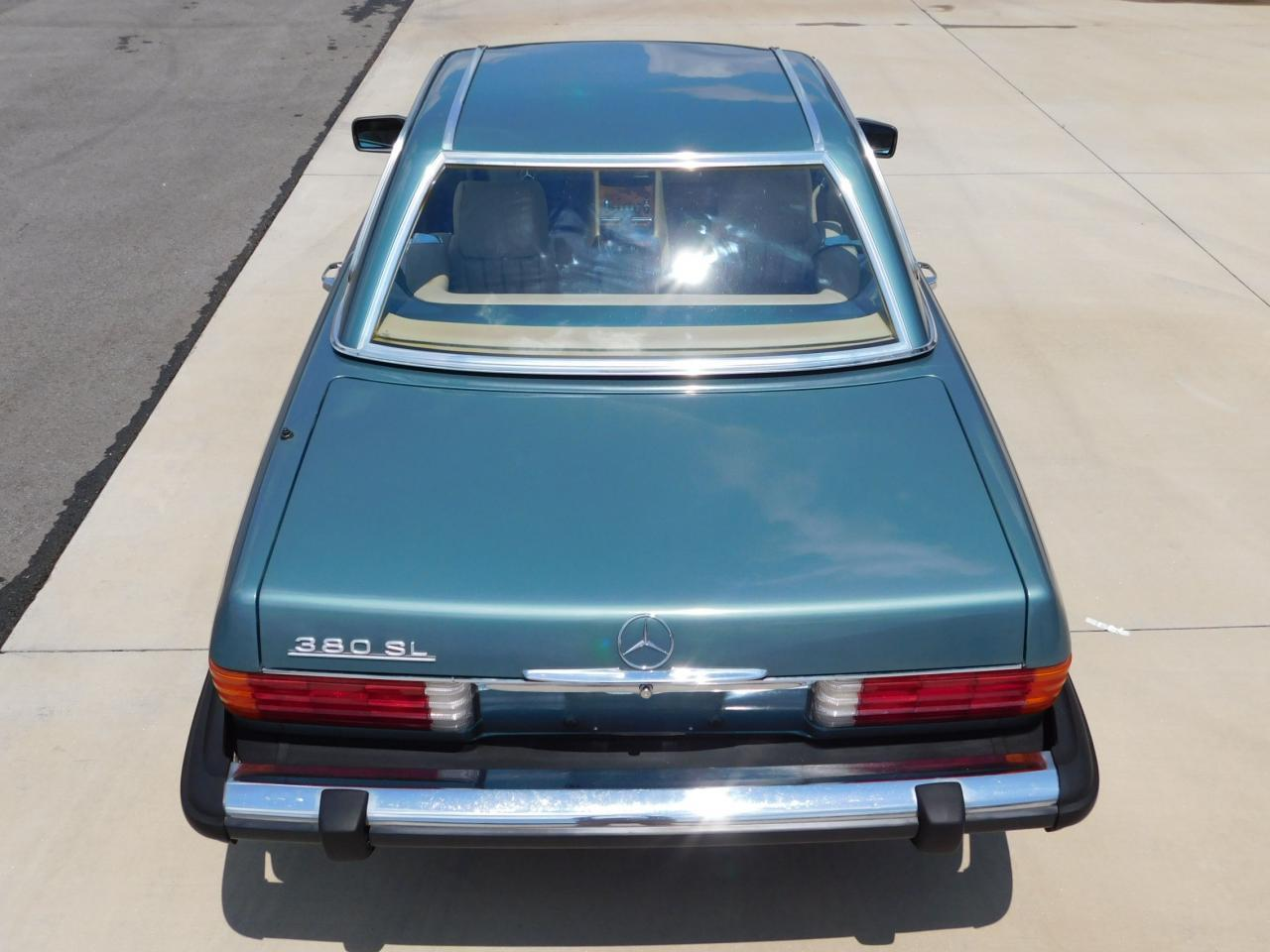 Large Picture of '85 Mercedes-Benz 380SL - $13,595.00 - LBSX