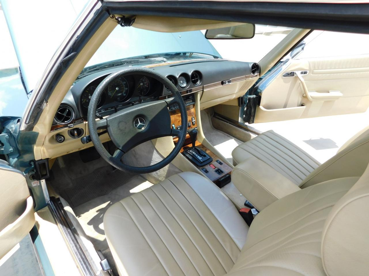 Large Picture of '85 380SL located in Alpharetta Georgia - $13,595.00 Offered by Gateway Classic Cars - Atlanta - LBSX