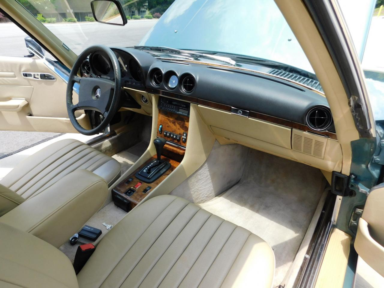 Large Picture of 1985 Mercedes-Benz 380SL located in Georgia - $13,595.00 - LBSX