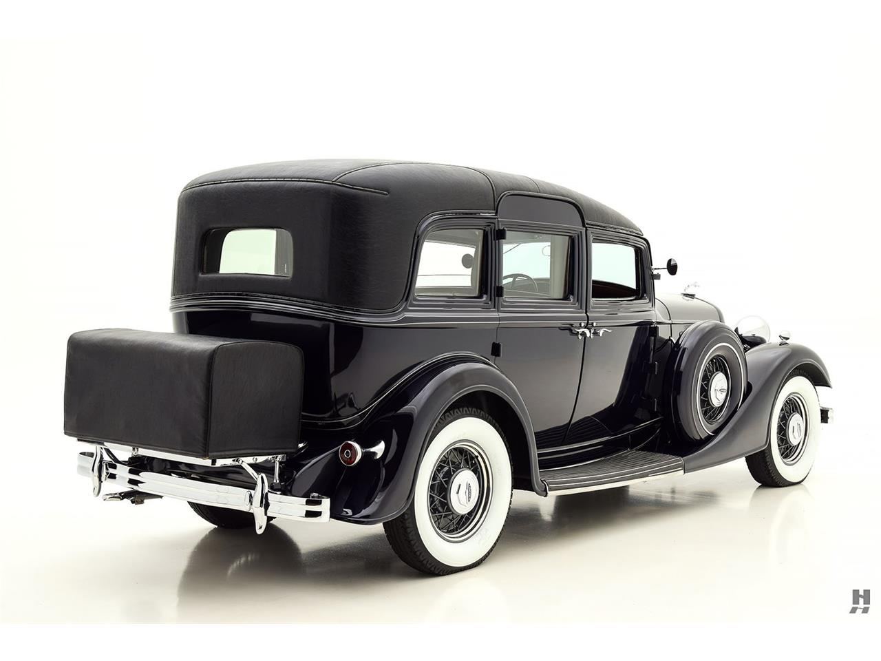 Large Picture of Classic 1934 Lincoln Antique - LBT2