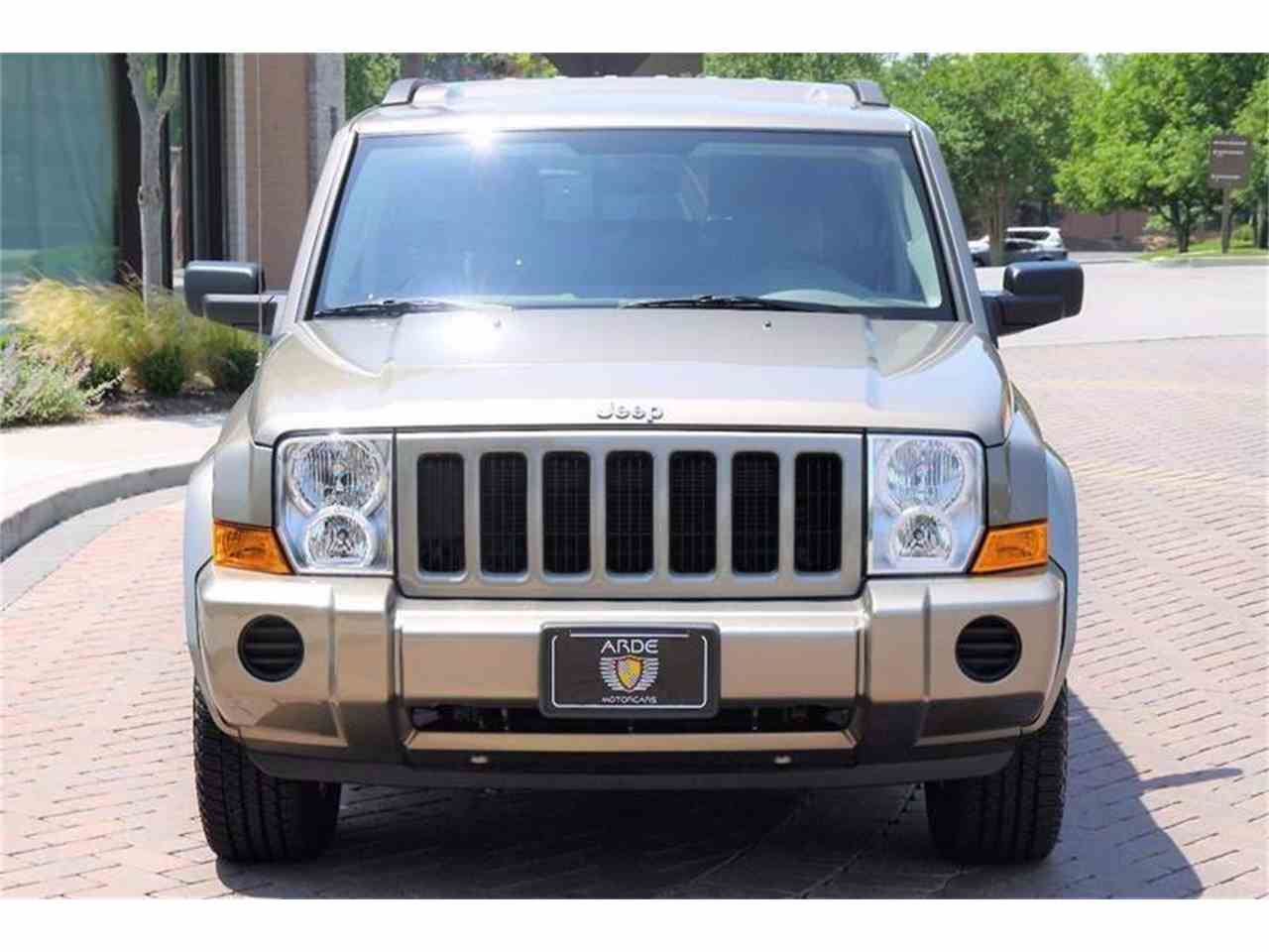 Large Picture of '06 Jeep Commander - LBTI