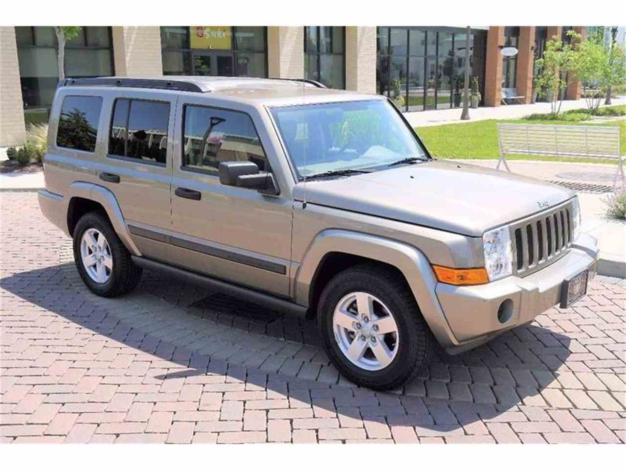 Large Picture of 2006 Jeep Commander located in Brentwood Tennessee - LBTI