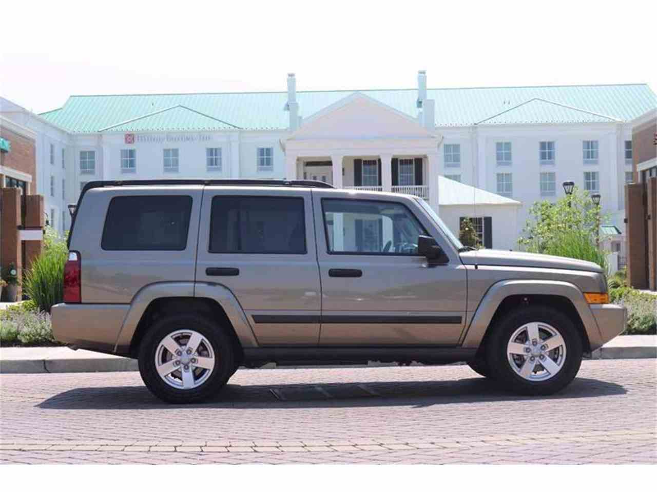 Large Picture of 2006 Jeep Commander located in Tennessee - $24,900.00 - LBTI
