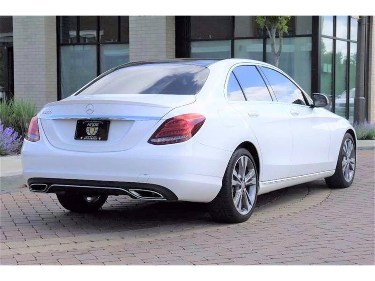 Large Picture of '15 C-Class - LBTK
