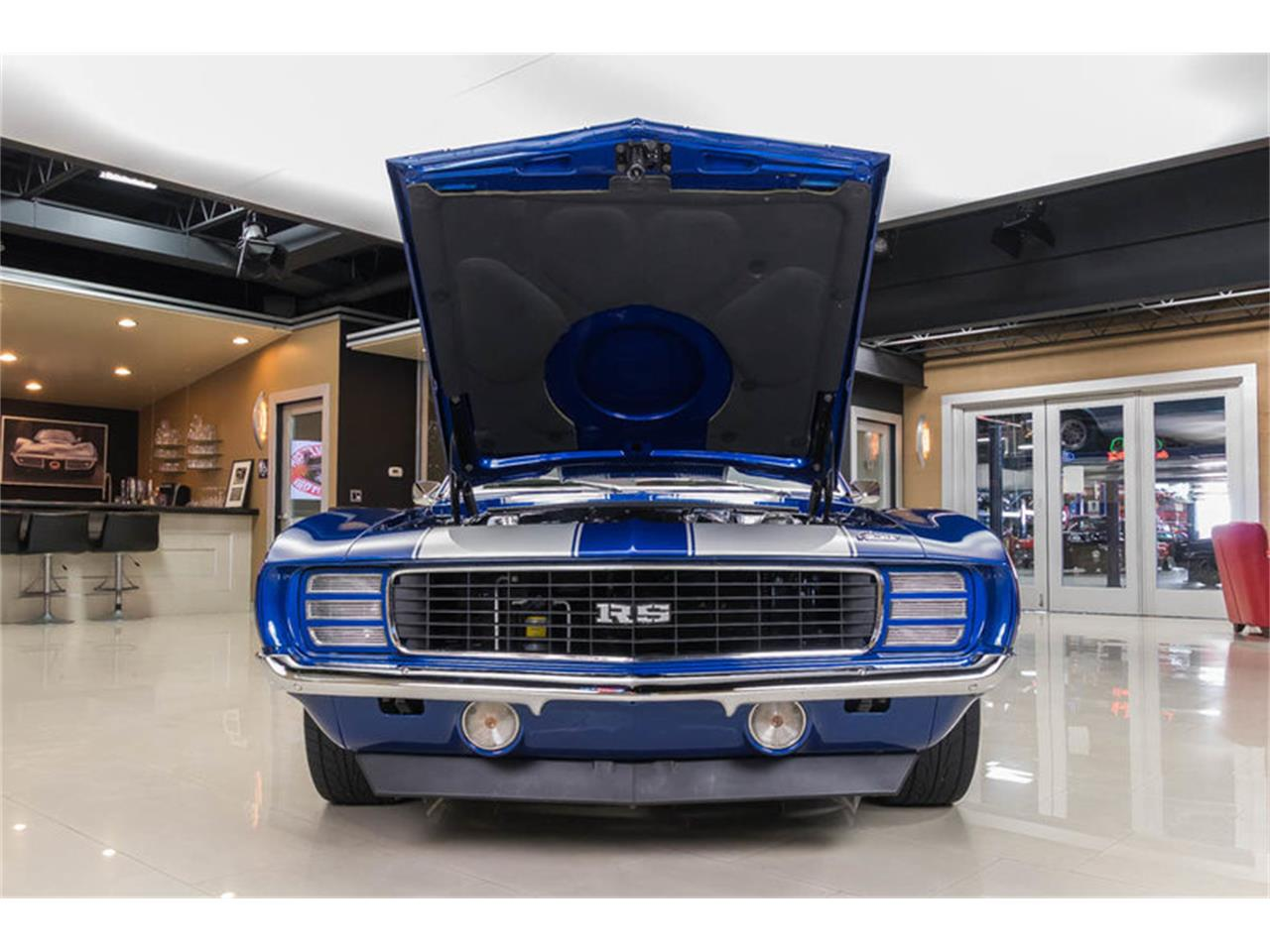 Large Picture of '69 Camaro - LBUE