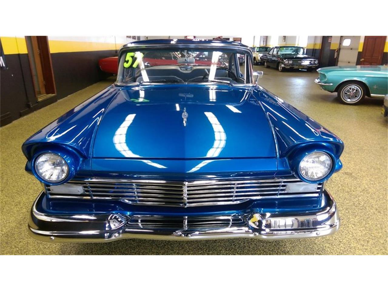 Large Picture of 1957 Fairlane - LBUF
