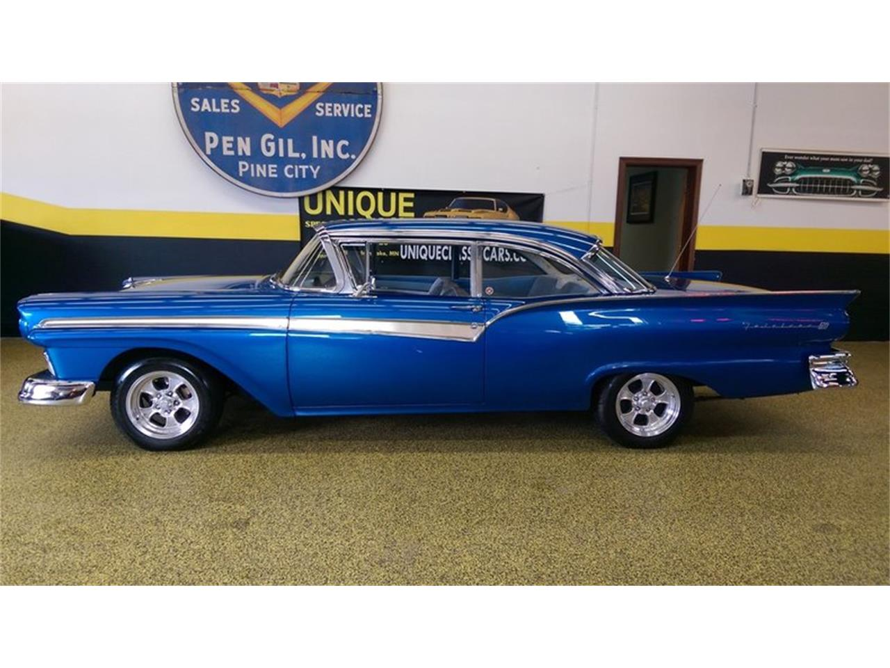 Large Picture of '57 Ford Fairlane located in Mankato Minnesota Offered by Unique Specialty And Classics - LBUF