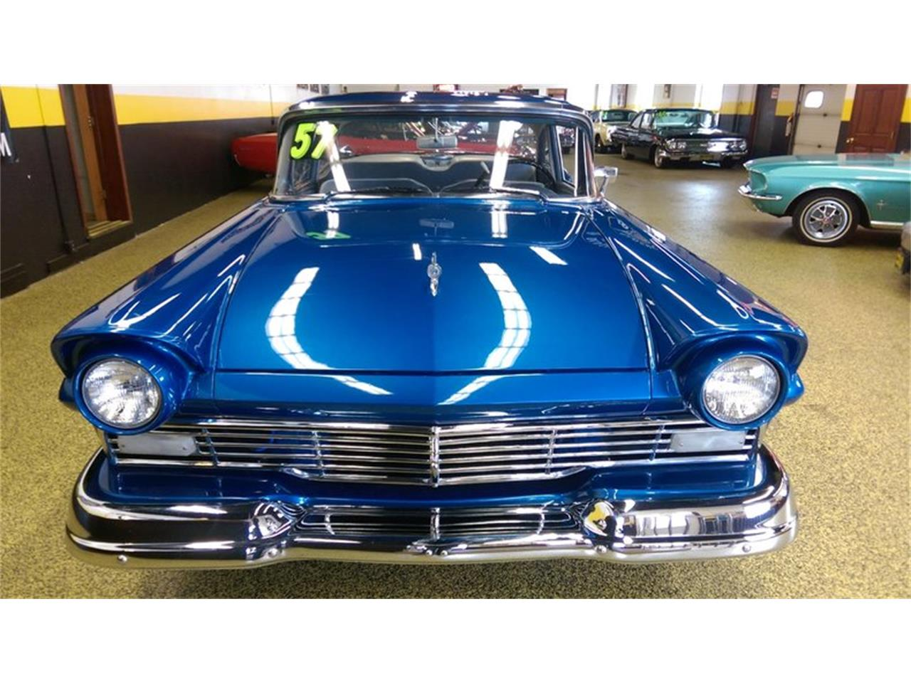 Large Picture of '57 Ford Fairlane Offered by Unique Specialty And Classics - LBUF