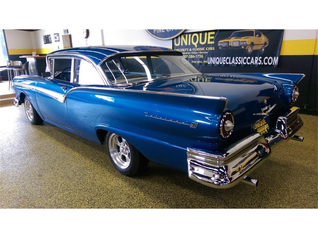 Large Picture of Classic 1957 Fairlane located in Mankato Minnesota - $22,900.00 Offered by Unique Specialty And Classics - LBUF