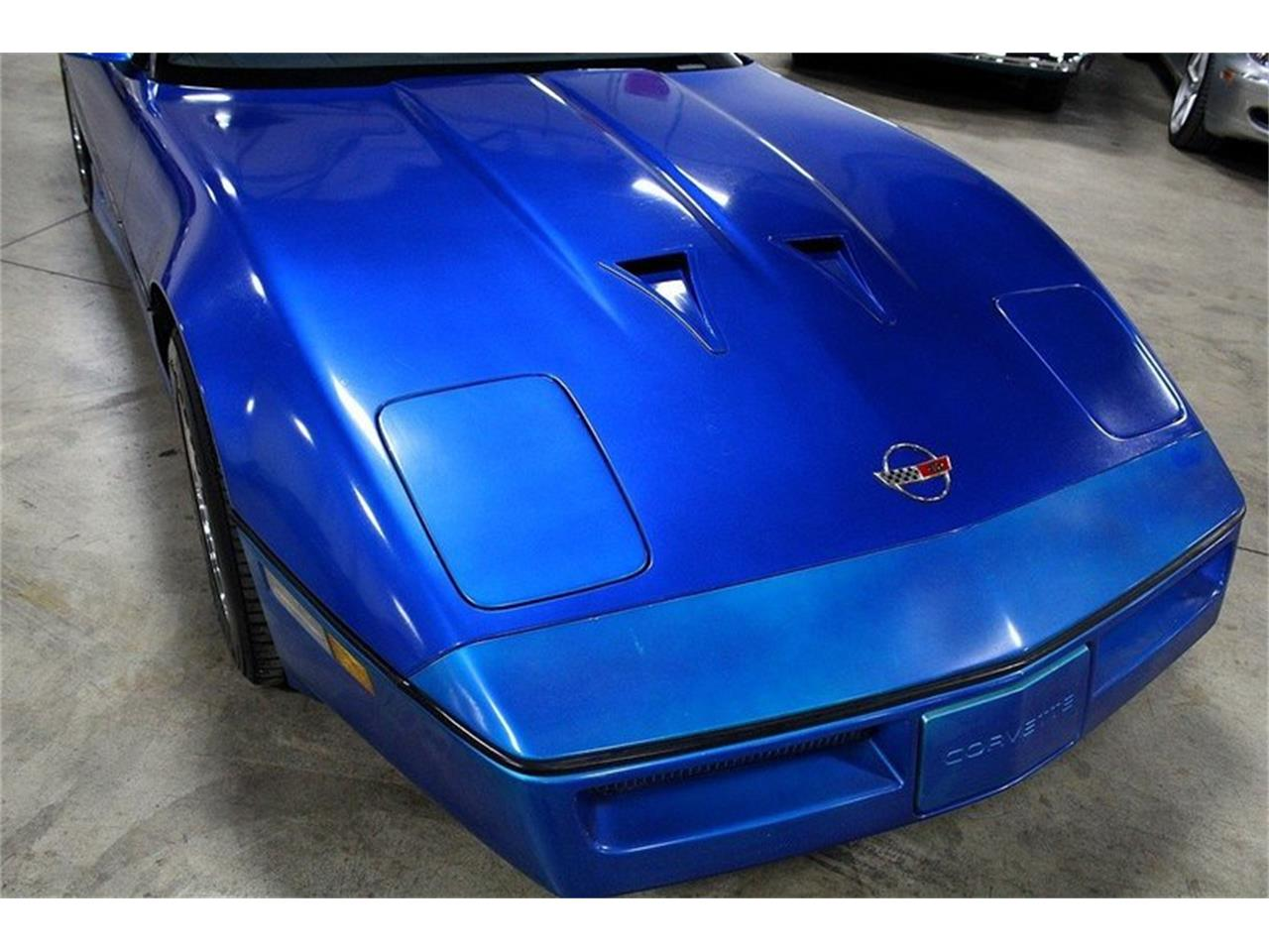 Large Picture of '85 Chevrolet Corvette located in Kentwood Michigan - $9,900.00 - LBV1