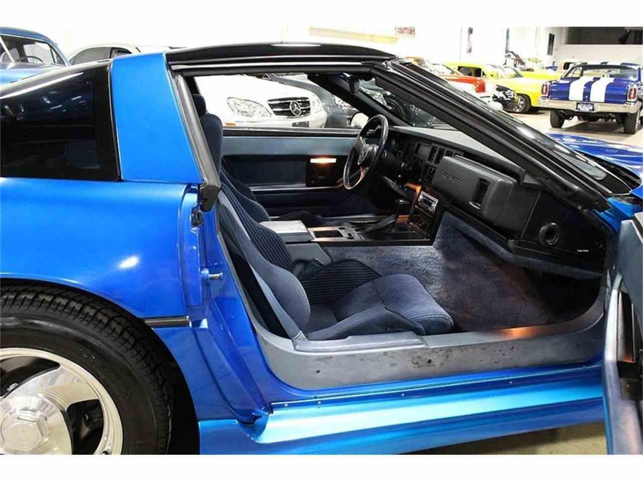 Large Picture of '85 Corvette - LBV1