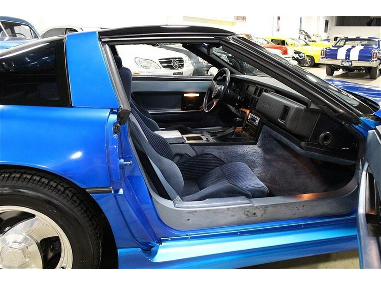 Large Picture of '85 Chevrolet Corvette located in Michigan - $9,900.00 Offered by GR Auto Gallery - LBV1