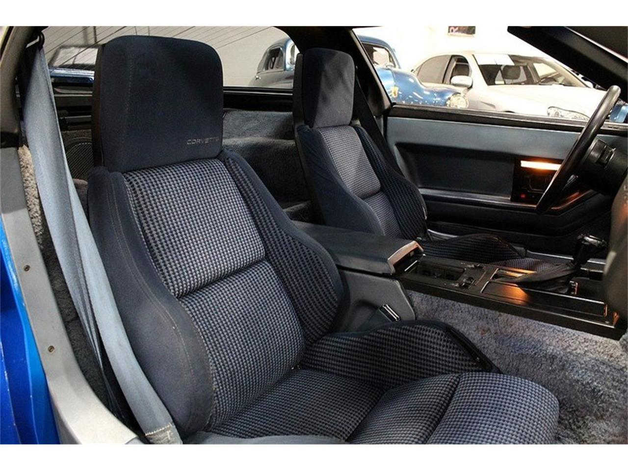 Large Picture of 1985 Chevrolet Corvette located in Kentwood Michigan Offered by GR Auto Gallery - LBV1