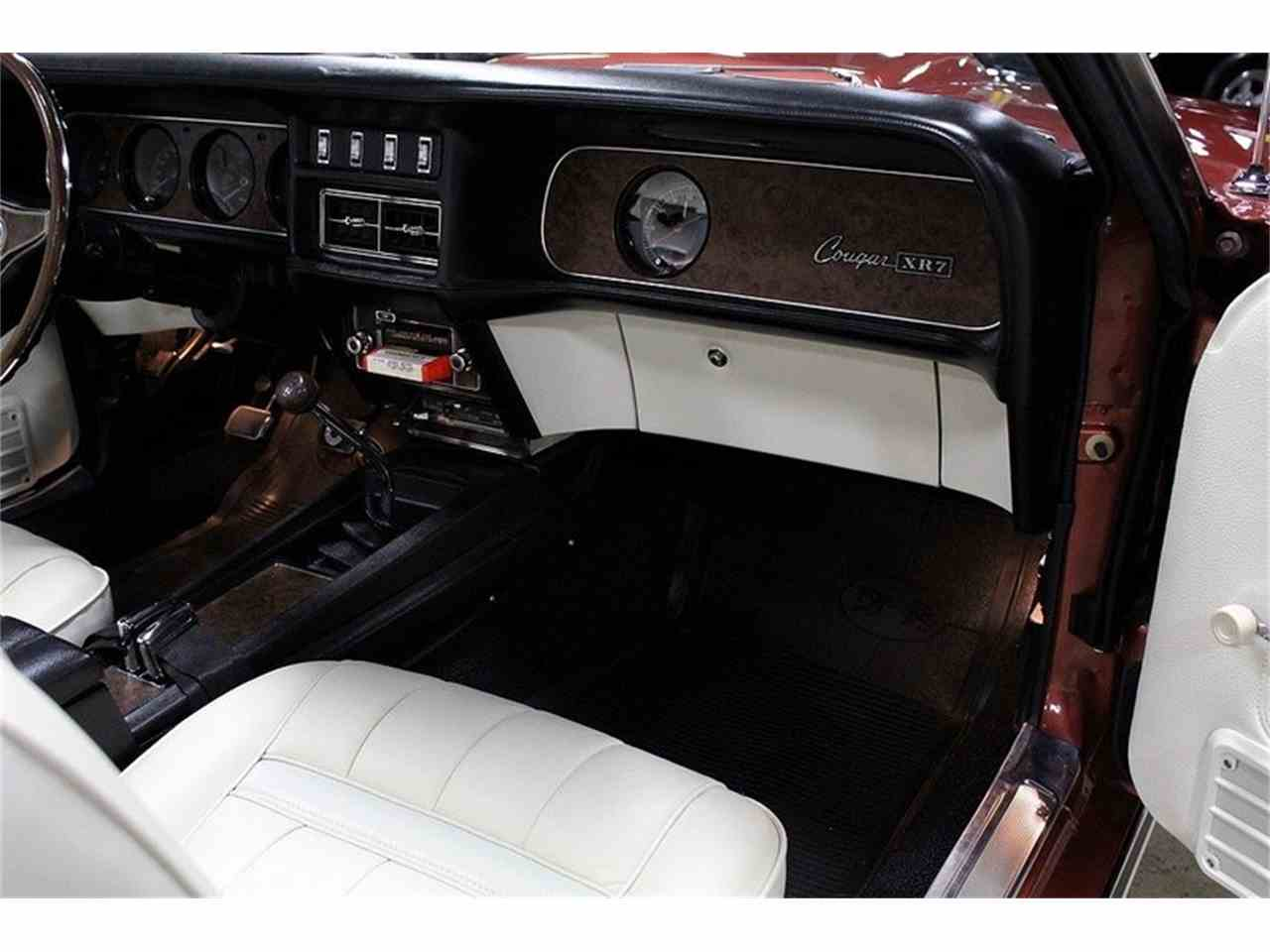 Large Picture of '69 Cougar - LBV2