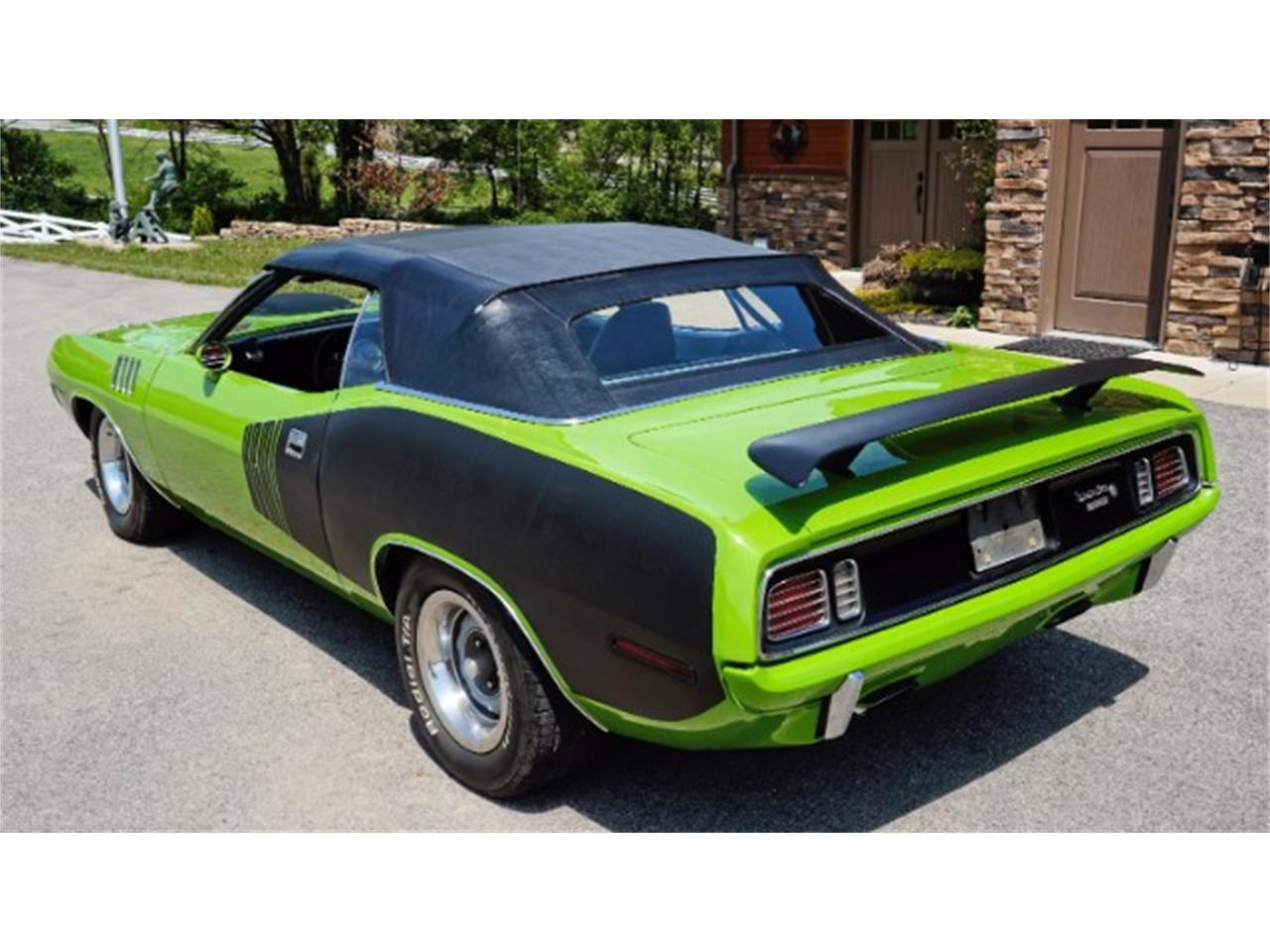 Large Picture of '70 Cuda - LBVP