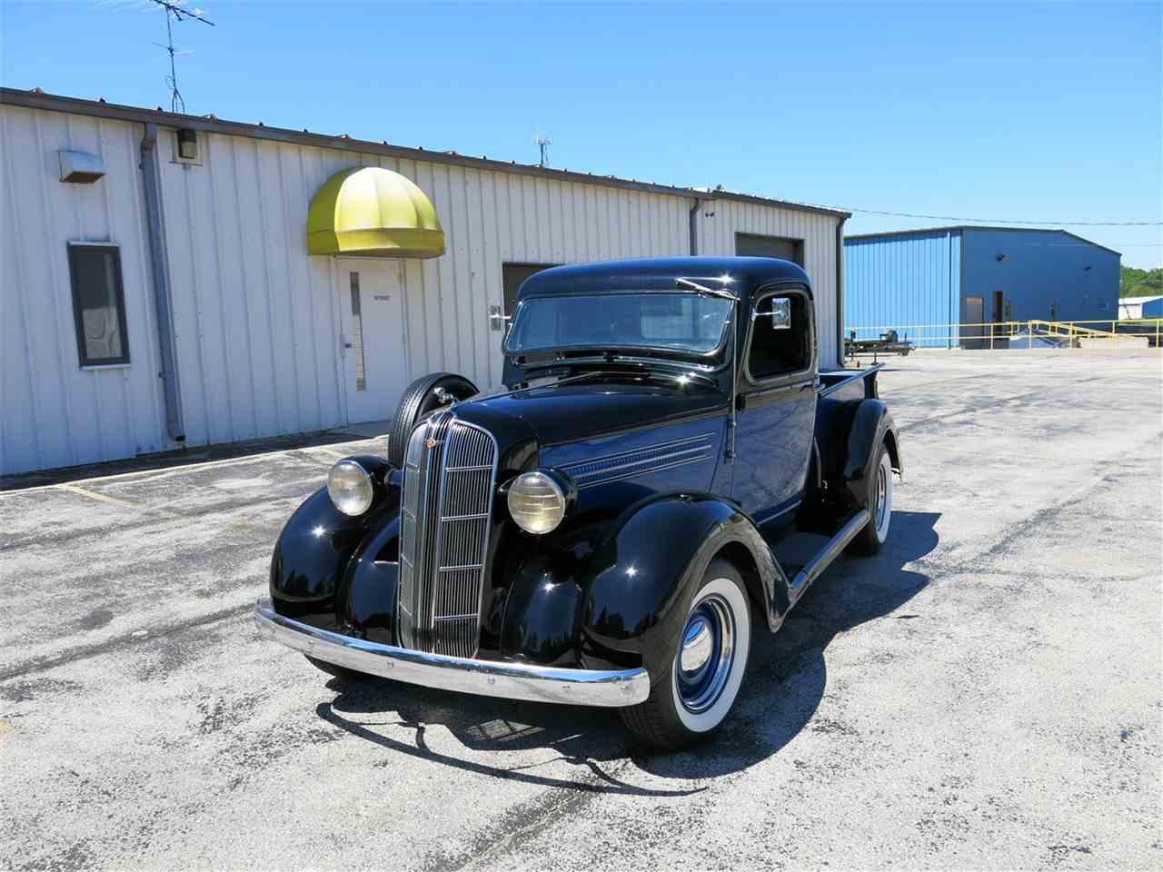 1936 dodge pickup for sale cc 995178. Black Bedroom Furniture Sets. Home Design Ideas