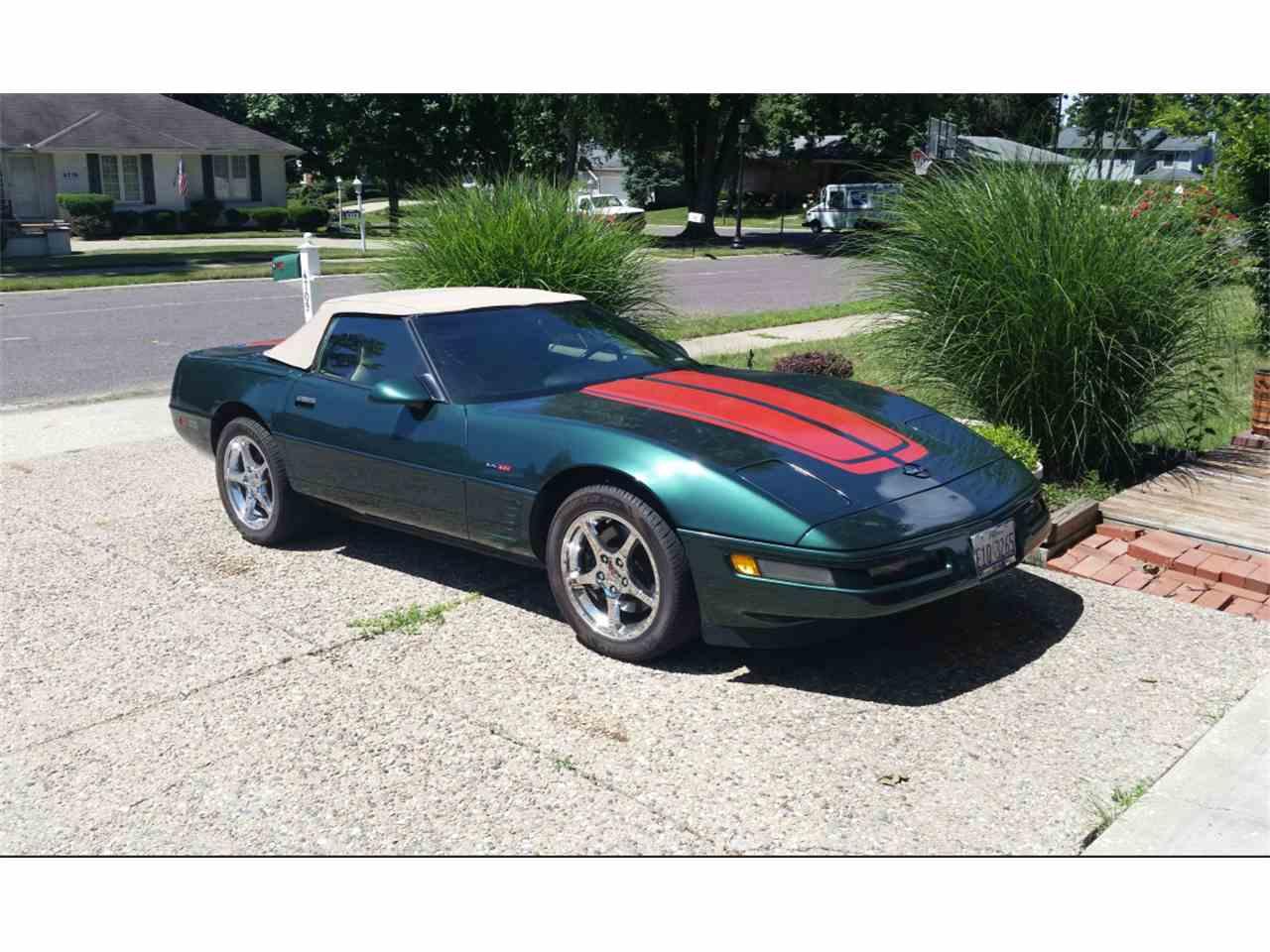Large Picture of '95 Corvette - LBVZ